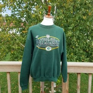 Vintage NFL Green Bay Packers Sweatshirt